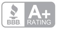 better business bureau a plus rating logo